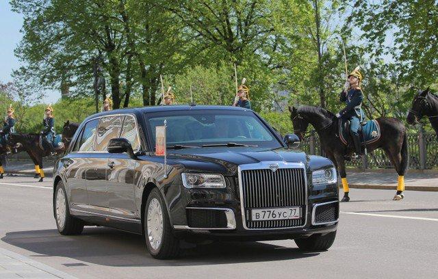 В Минпромторге сделал заявление по поводу автомобилей проекта «Кортеж»