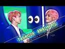 TAEKOOK ACTING WEIRD AT SORIBADA GAY PANIC AT MUSIC BANK - Taekook analysis