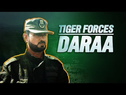 Syrian War Report – June 18, 2018: Tiger Forces Deploy In Daraa
