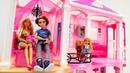 Casa nova para Barbie. Barbie em Português Brasil. Novos jogos para meninas.