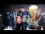 Пресс-конференция Гассиев vs Усик HL