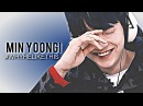 「 min yoongi why he like this 」