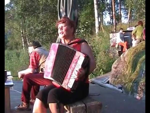 Играй гармонь Деревенька моя Зоя Нилова