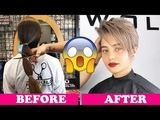 Extreme Long Hair Cutting Transformation For Women - Hair Cutting Compilation 2018
