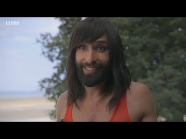 Inside Out South, bbc, 17-09-2018: Isle of Wight, Conchita