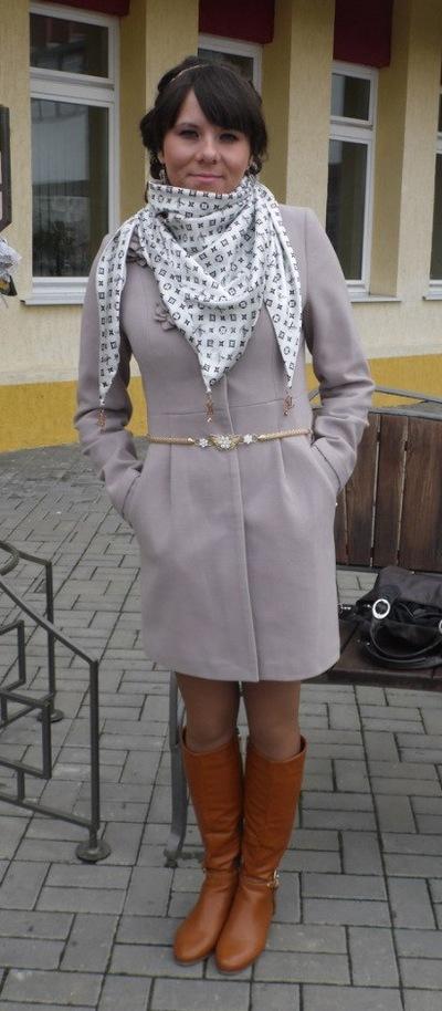 Кристина Калютчик, 6 июля 1992, Солигорск, id55939345