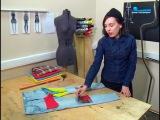 Пэчворк  Модные заплатки  Латаем рваные джинсы  Экодизайн Сохранение ресурсов