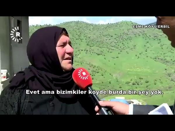 Türk askerini Kuzey Iraklı Kürt teyzeden dinleyin