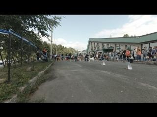 Аля и Финн - выставка собак, Березники - 19.08.18