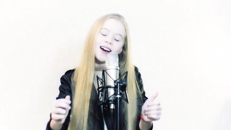 Пою песню подруги Кристины Брэеску - Не зови | кавер Настя Кормишина