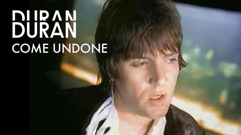 Duran Duran Come Undone Official Music Video