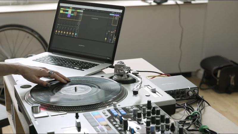 DJ Step1 Push 2 Performance Walkthrough