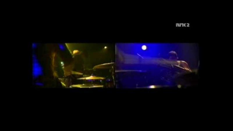 Jaga Jazzist - Swedenborgske Rom (Live)