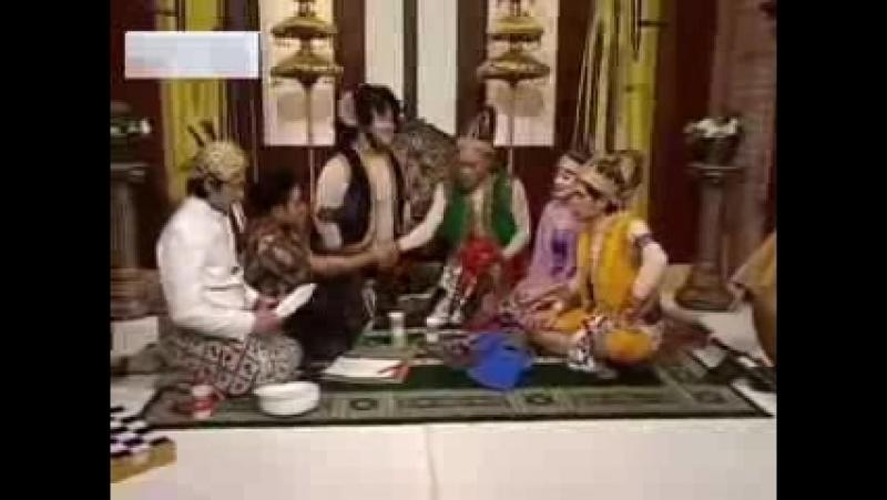 Opera Van Java (OVJ) Episode Gatot Kaca Patah Hati - Bintang Tamu Baim dan Dewi Rezer