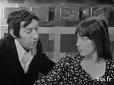 Serge Gainsbourg at Jane Birkin - Ballade de Melody Nelson 1971