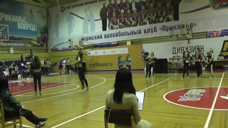 Дуэт Полина Кочурова и Александра Ересько 13.11.2016