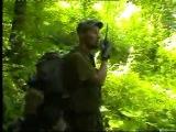 Операция боевиков около с Ведено 2004 год.Чеченская Война.
