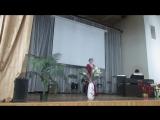Ефросиния Мачерет - Гендель, немецкая композиция (духовная церковная музыка ХVII века)