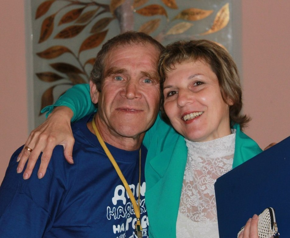 Егор Васильевич и Светлана Алексеевна
