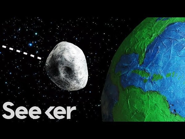 This Massive Asteroid Is Headed for Earth… What Now