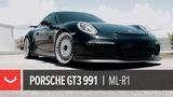 Porsche 991 GT3 Lord McDonnell Vossen Forged ML-R1 Wheel