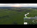 Dji Mavic Air. Вечерний полёт на закат 3028 метров