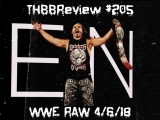 WWE Monday Night RAW 04.06.2018 - The Deleters of Worlds await the Tag Team Battle Royal