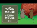 Learn English Listening | English Stories - 11. The town mouse and the country mouse