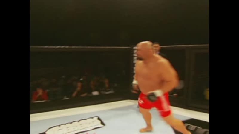 Dan Bobish vs Aleksander Emelianenko (HCF - Title Wave) 19.10.2007