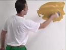Как нанести венецианскую штукатурку на стену OIKOS Ташкент Узбекистан