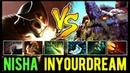 NISHA Juggernaut Boss vs Inyourdream Tiny Situational Magic Build