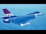F-16XL Rollout, First Flight, Flight Testing 1982 General Dynamics JQ Music