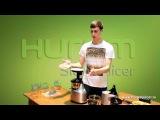 Шнековые соковыжималки Hurom. Сравнение соковыжималок Hurom HU-400 и Hurom HE-DBF04