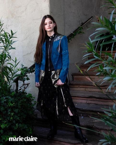 Mackenzie Foy Marie Claire Malaysia, November 2018