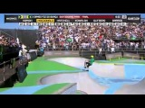 Mens Skateboard Park Highlights X Games Foz Do Iguacu 2013 !!!