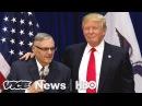 Trump Pardons Arpaio & Harvey Floods Houston: VICE News Tonight Full Episode (HBO)