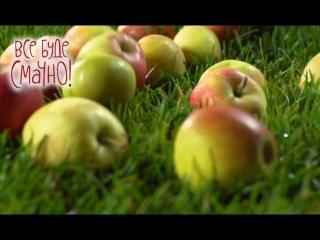 10 блюд из яблок. Часть 1 — Все буде смачно. Выпуск 220 от 08.10.16