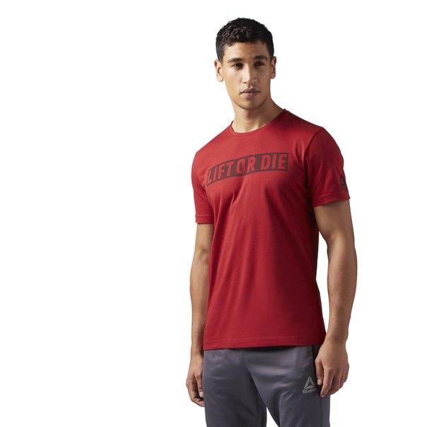 Спортивная футболка Lift or Die