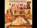Radha Krishna Temple (London) Hare Krishna Mantra (1971)