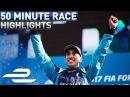 Buenos Aires ePrix 2017 (50 Minute Highlights) - Formula E