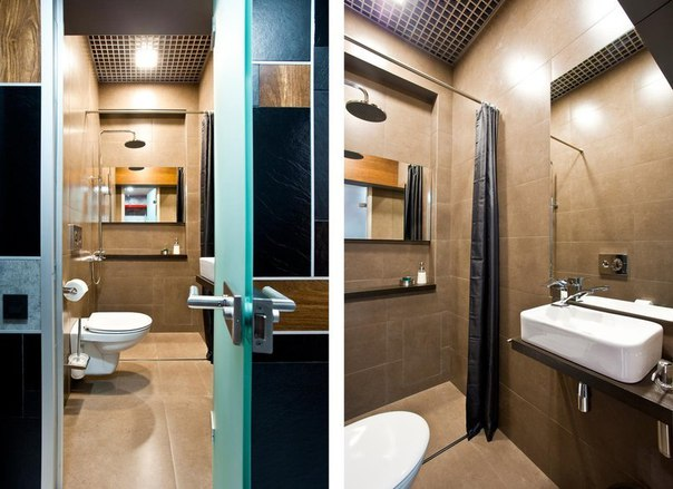 Крошечная ванная комната площадью 1,9 кв.м…. (7 фото) - картинка