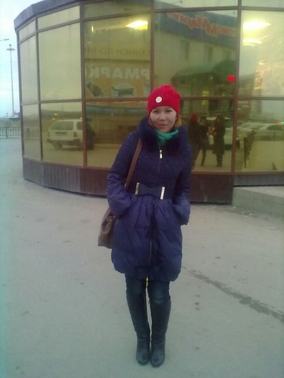 Dinara Ghekirova, 5 ноября 1976, Каменск-Уральский, id219737552