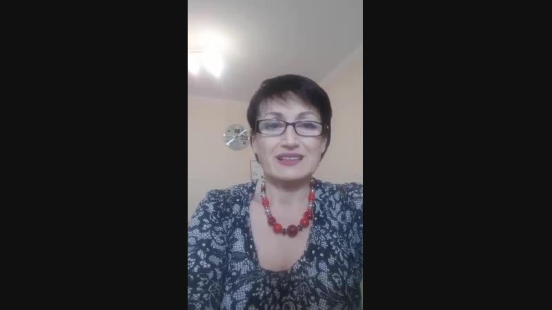 Отзыв Татьяны Каминской о коуч-группе Продажи под Микроскопом