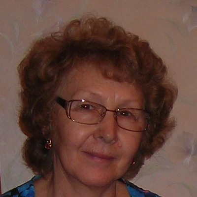 Гульфира Исхакова, 28 апреля 1953, Уфа, id196165547