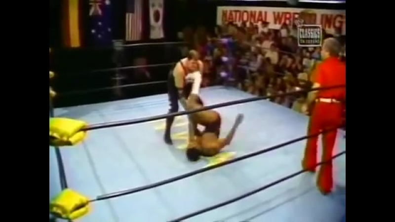 4.Sgt Slaughter Pvt Jim Nelson in action MACW Dec 3rd, 1981