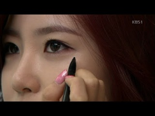 [140731] Hyosung cut @ My Dear Cat (Episode 39)
