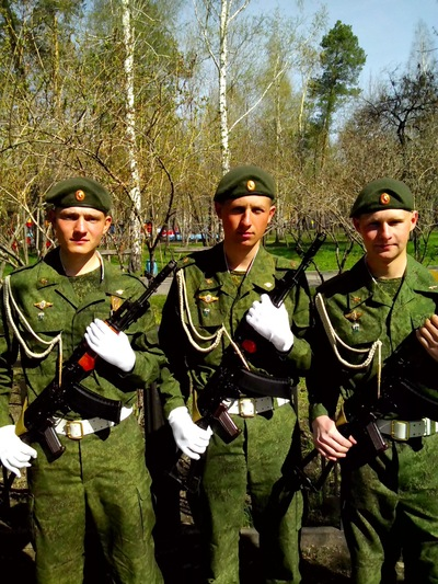 Владимир Мехов, 5 сентября 1992, Юрга, id98190333