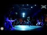 Awesome Battle | 8.12.13 | Hip-Hop Pro | FINAL | Yana Grishko vs MeloDi ScaryFaceeez |