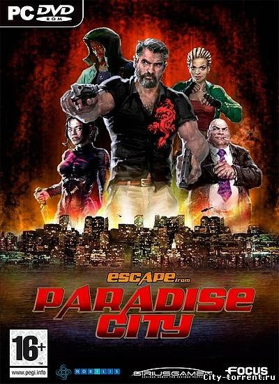 Escape From Paradise City (2007)