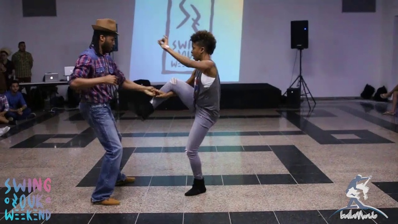 Baila Mundo - Markus Smith e Trendlyon Veal (Swing Zouk Weekend 2018)